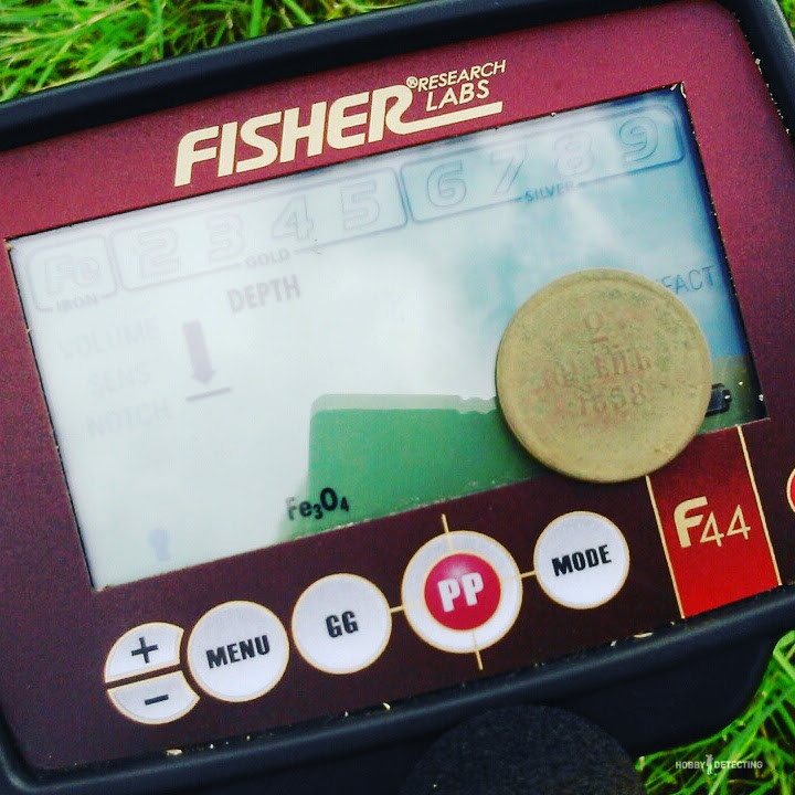 Fisher F44 – myths and reality (+ Diggers Tips)