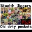 #166 Old dirty pockets – group cellar hole hunt metal detecting NH