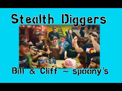 #165 Bill & Cliff  – The Spoony's – Trip to NH from CO. Metal detecting Friends & Fun