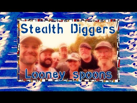 #167 Looney spoons – Tons of finds!