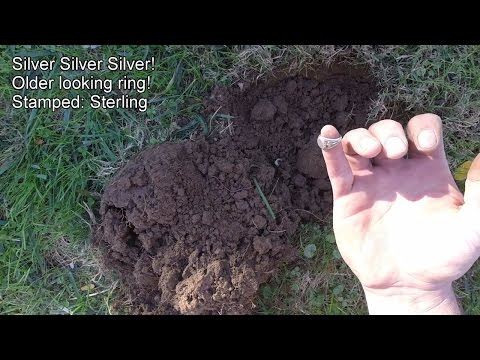 Metal Detecting Finds – Metal Detecting 1850 Farm House in Ohio – Minelab CTX 3030
