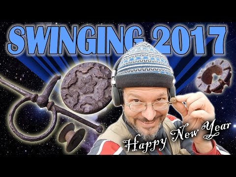 Ozark Seekers #27 – Swinging New Year – Metal detecting, Garrett AT Gold