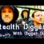 #169 With Digger Dame – great relics & coins metal detecting NH cellar holes XP DEUS ATGOLD