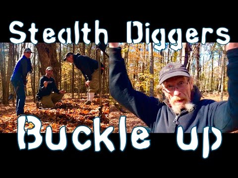 #171 Buckle up – NH metal detecting a site we waited 3 years to hit & Keebs scores