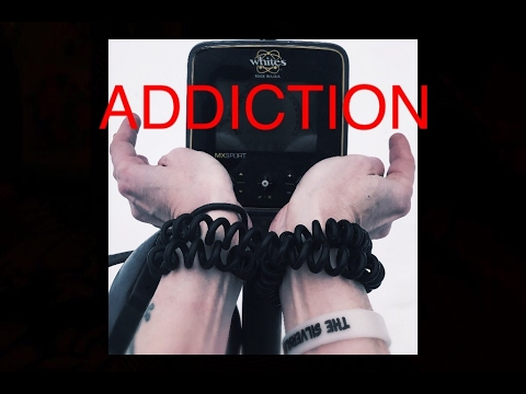 Metal detecting: An addiction