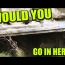 Would you go in here? – Urban Exploration
