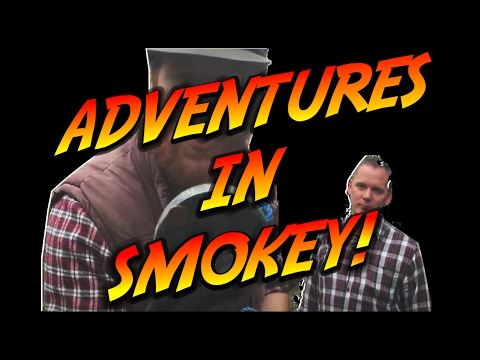Adventure! + Magnet Fishing + Weird goings on + Exploring Smokey – Urban Exploration