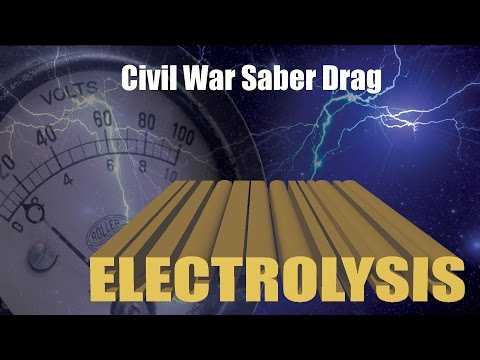 Ozark Seekers #35 – Electrolysis – Saber Scabbard Drag