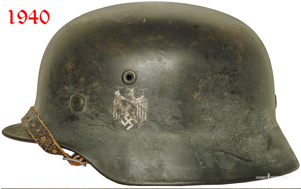 German helmets (Identifying Finds, Photos+)