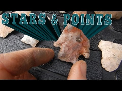 Ozark Seekers #37 – Stars & Points – metal detecting ozarks – Garrett At Pro