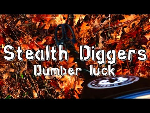 #180 Dumber luck – Metal detecting old tavern silver relics flying eagle cent coins