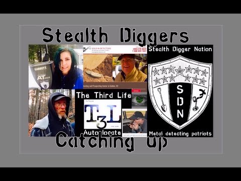 #181 Catching up – updates from the shack on SDN golden detectors the third life Josh Kimmel