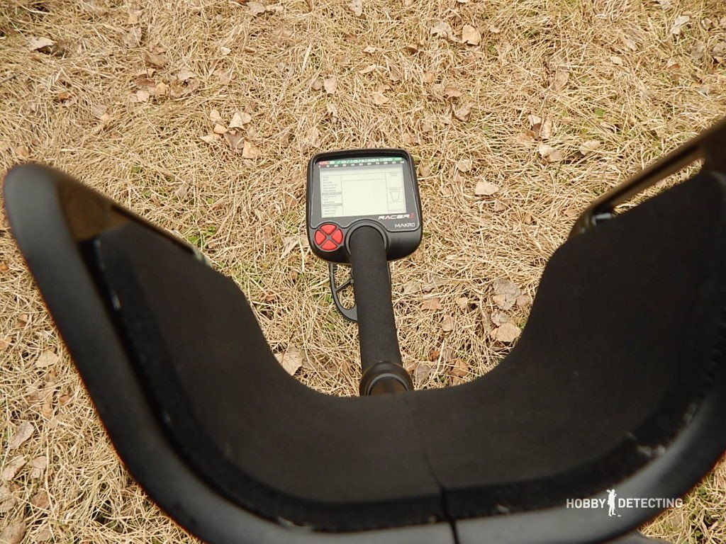 Review Of The Metal Detector Makro Racer 2, Part 2: Out Detecting! (Finds, Photos+)