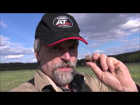"Metal Detecting Rally: Russia And The Garrett ""AT Max"" Team"