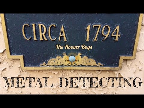 Saving history through metal detecting #121 Circa 1794