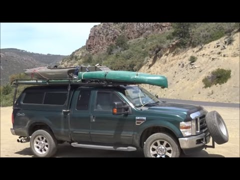 Hiking, Climbing And Camping In The Mountains Of Arizona