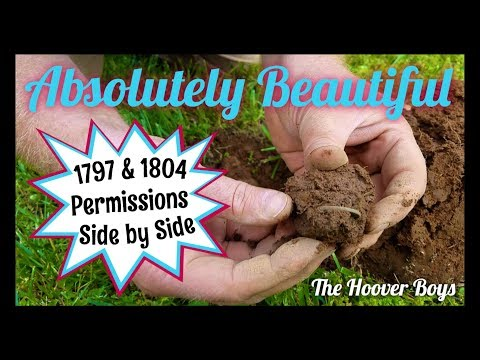 Metal Detecting old silver coins & jewelry #128 Absolutely Beautiful