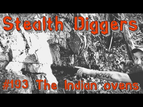 #193 The indian ovens – Exploring a native american site in the hills of NH