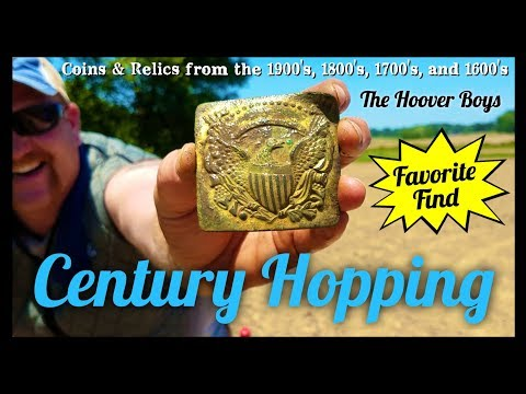 Metal Detecting find of a lifetime #130 Century Hopping