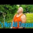 Metal detecting the dog days of summer #132 It's Not All Treasure