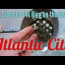 Metal Detecting finds Big Diamond 14k Gold Ring on the Beach #135 Atlantic City