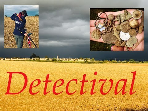 Metal detecting England for old silver & medieval relics! MX Sport