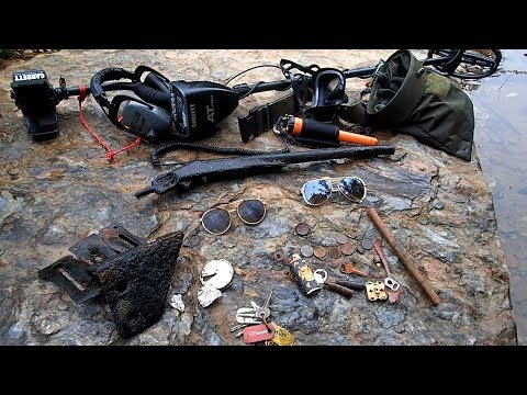 Amazing River Hunt! – Found an Old Shotgun!