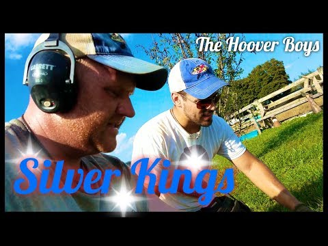 Exploring old sites for even older coins | Metal Detecting Silver Kings