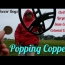 Metal Detecting Big Old Copper Coins #142 Popping Coppers