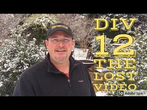 Metal Detecting Digging in Virginia 12 – The Lost Video