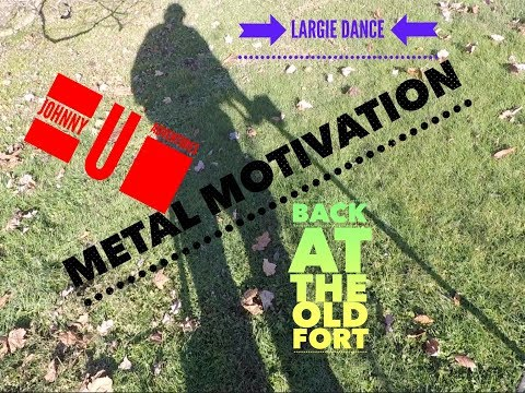 METAL MOTIVATION AT THE OLD FORT DETECTING WITH THE PRETTY UGLY GUYS