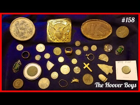 2 Years of Real Treasure! Our Best Finds Ever! Metal Detecting 2016 & 2017 Wrap Up Party