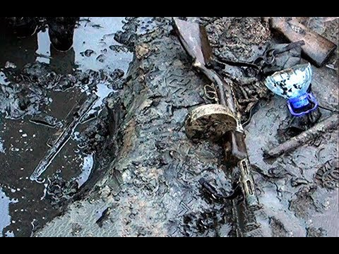 EXCAVATIONS OF THE WWII – WW2 METAL DETECTING