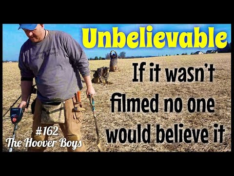 YOU WON'T BELIEVE WHAT WE FOUND METAL DETECTING IN THE MIDDLE OF NOWHERE- Unbelievable!