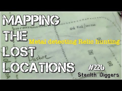 Mapping the lost locations – How to save history
