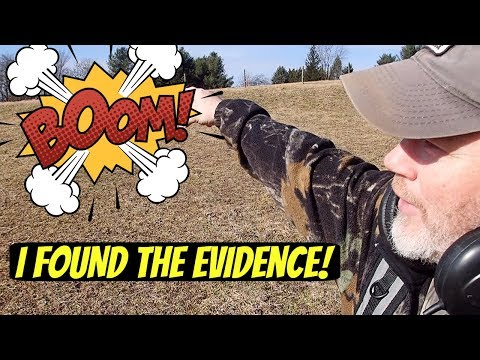 I Found The Evidence! 👊😁 A Rare Discovery Begins To Unfold While Metal Detecting