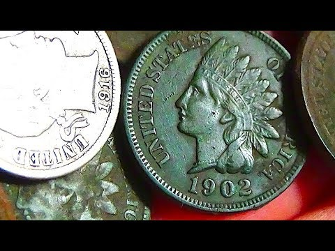WOW! I Returned to the Old Midwest Courthouse and Found More Old Coins! Metal Detecting