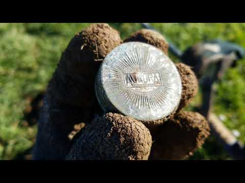 Old School Finally Gives – Metal Detecting Oregon