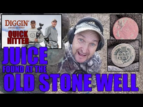 KG Discovers an Old Stone Well – Multiple Coins