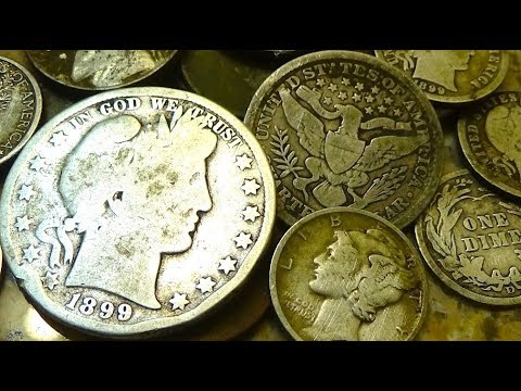 WE HIT THE TREASURE JACKPOT!! Metal Detecting Tons of Old and Silver Coins! Epic Trip Part 2!