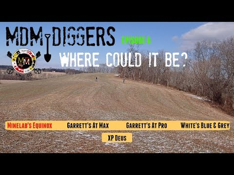 MDM Diggers EPISODE 6: Where Could They Be?
