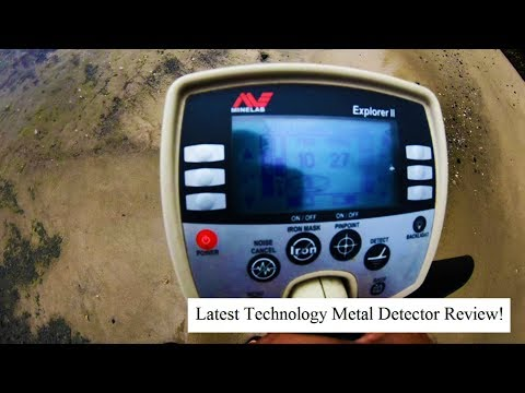 Latest Metal Detecting Technology Review, Gold, Silver & Relics.