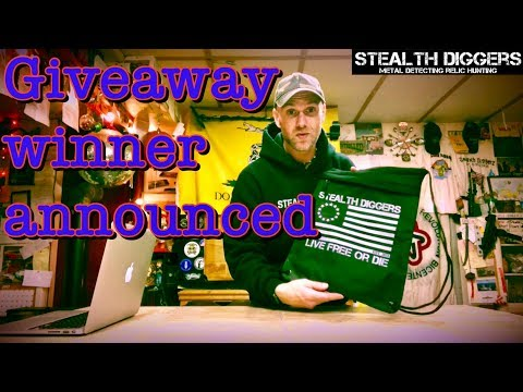Winner announced for the subscriber appreciation give away #1