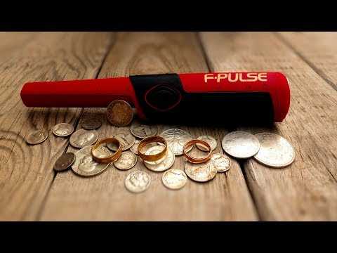 Fisher f-pulse pinpointer review