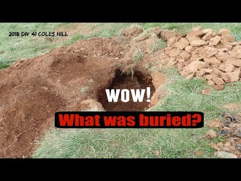WOW! What Was Buried? 3 Days to Remember – Digging in Virginia 2018