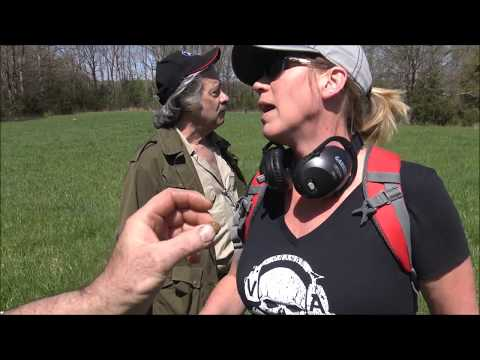Civil War Metal Detecting Seminar And Hunt