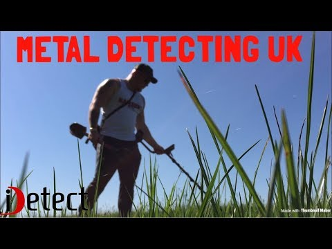 POTENTIALLY AWESOME…Metal detecting uk