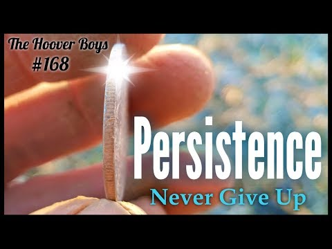 You'll be amazed when you least expect it! Never give up Metal Detecting! Persistence