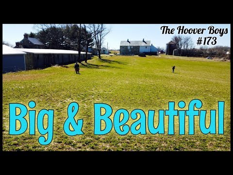 Metal Detecting a Huge Old Farm in Search for the Big & Beautiful