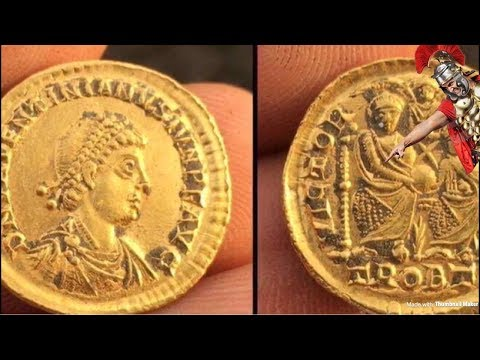 WHY DO I ALWAYS FIND ROMAN COINS ? LETS FIND OUT…Metal detecting uk